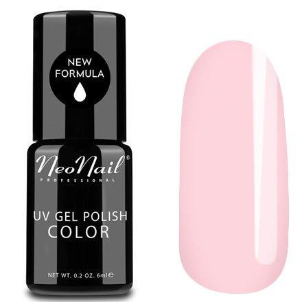 NeoNail, Гель-лак - Purplish pink №5139 (6 мл.)NeoNail<br>Гель-лак, полупрозрачный с легким розовым подтоном, глянцевый, без блесток и перламутра, подойдет для французского маникюра<br>