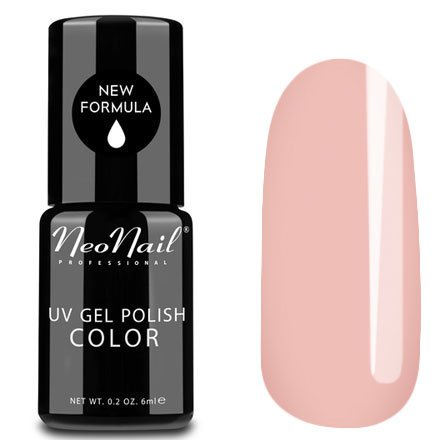 NeoNail, Гель-лак - Caramel nude №5140 (6 мл.)NeoNail<br>Гель-лак, полупрозрачный с легким карамельным подтоном, глянцевый, без блесток и перламутра, подойдет для французского маникюра<br>