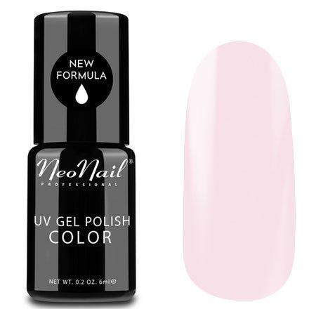 NeoNail, Гель-лак - Strawberry Cake №5260 (6 мл.)NeoNail<br>Гель-лак, пастельный молочно-клубничный, глянцевый, без блесток и перламутра, плотный<br>