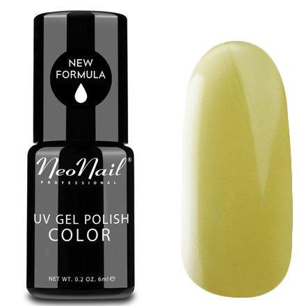 NeoNail, Гель-лак - Light Olive №3755 (6 мл.)NeoNail<br>Гель-лак, оливковый, глянцевый, без блесток и перламутра, плотный<br>