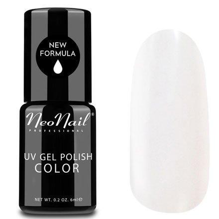 NeoNail, Гель-лак - Cotton Candy №4815 (6 мл.)NeoNail<br>Гель-лак, белый, глянцевый, без блесток и перламутра, плотный, подойдет для французского маникюра<br>