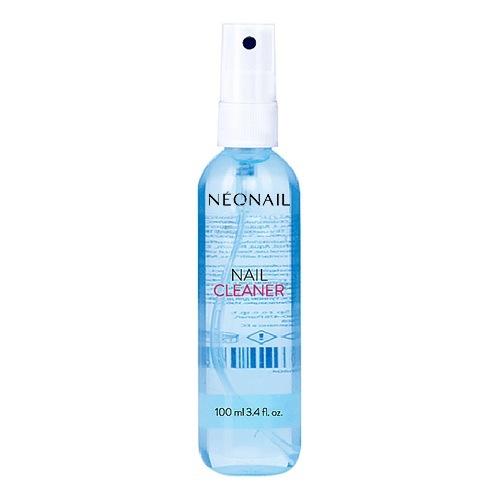 NeoNail, Cleaner - Жидкость для снятия липкого слоя с дозатором (100 мл.)NeoNail<br>Жидкость для снятия липкого слоя с дозатором<br>