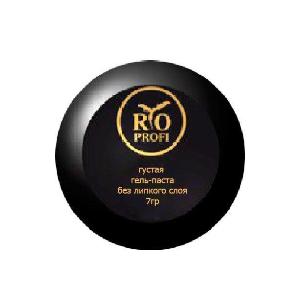 RIO Profi, Густая гель-паста без липкого слоя - Белая №59 (7гр)Гель краски RIO Profi<br>Белая густая гель-паста без липкого слоя<br>