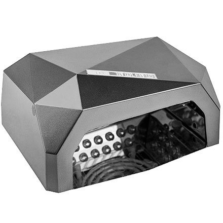 RuTa, Гибрид Лампа 36 Ватт (черная)CCFL Лампы<br>Лампа для полимеризации материалов с технологией ультрафиолетового и светодиодного излучения.<br>