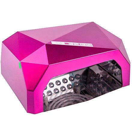 RuTa, Гибрид Лампа 36 Ватт (розовая)CCFL Лампы<br>Лампа для полимеризации материалов с технологией ультрафиолетового и светодиодного излучения.<br>