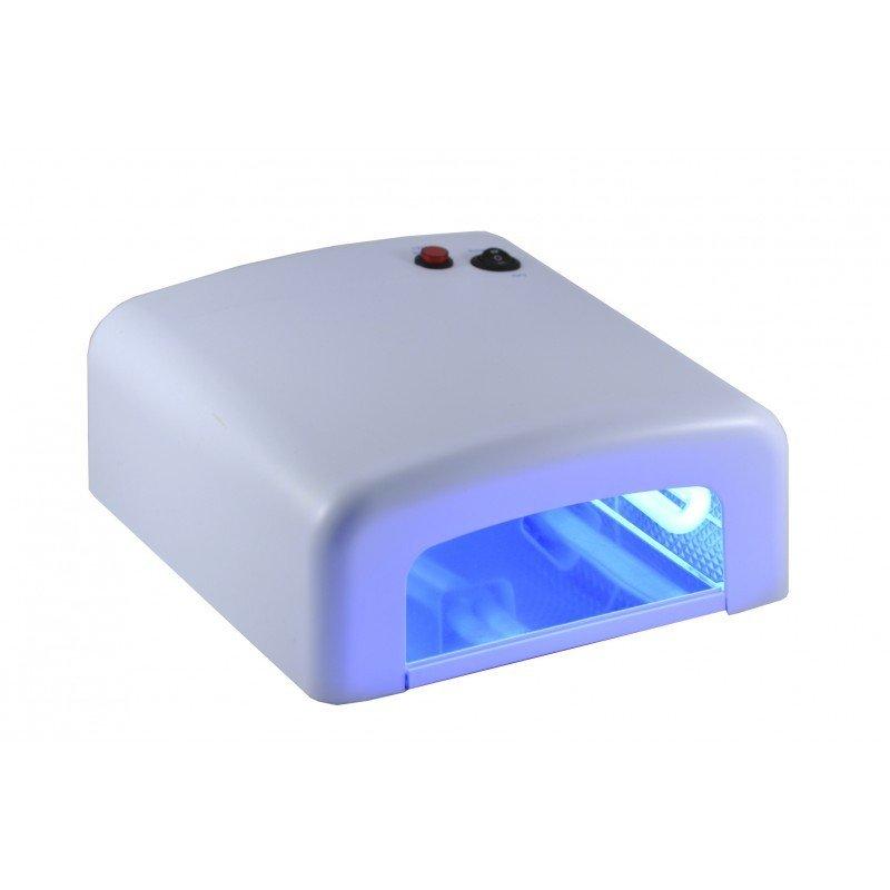 RuTa, УФ-Лампа 36Вт 818 мини (белая)УФ-Лампы<br>УФ-лампамощностью 36 Ватт<br>