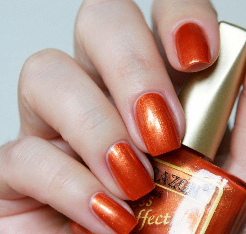 El Corazon Express Effect, № 73Лаки El Corazon<br>Лак золотисто-оранжевый, перламутровый, плотный. Объем 16 ml.<br>