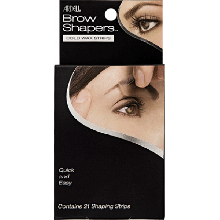 Ardell, Brow Shapers Cold Wax Strips - Полоски с воском для придания формы бровям