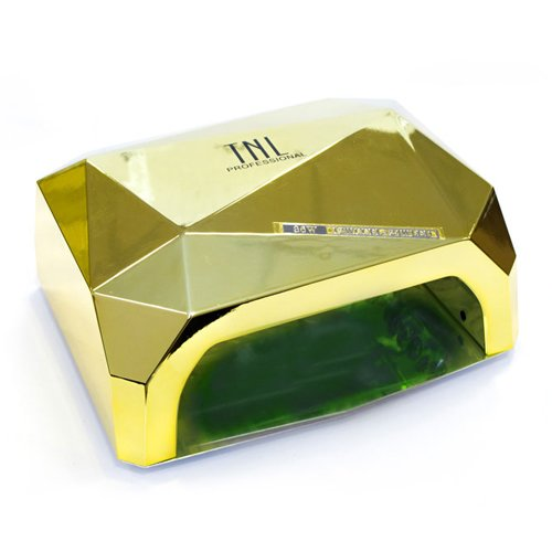 TNL, LED Лампа 36 Ватт (золотая)LED-Лампы<br>LED Лампа для полимеризации<br>