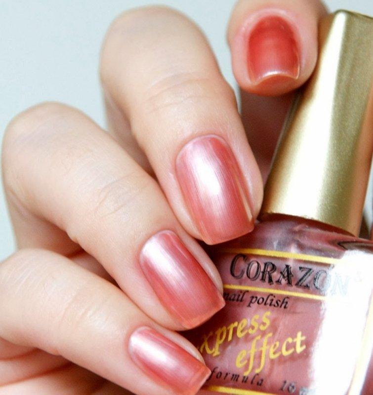 El Corazon Express Effect, № 88Лаки El Corazon<br>Лак розово-ежевичный, перламутровый, плотный. Объем 16 ml.<br>