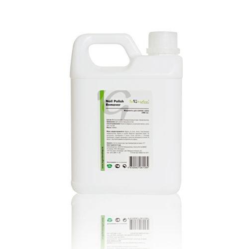 InGarden, Nail Polish Remover - Жидкость для снятия лака (1 л.)Жидкости для снятия<br>Легко и бережно удаляет искусственные покрытия с ногтей.<br>
