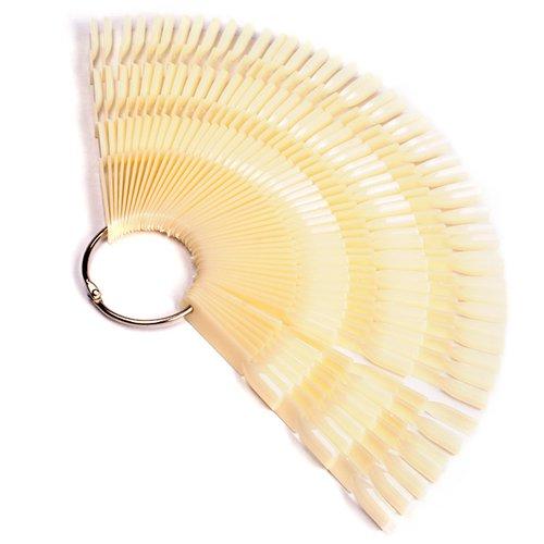 TNL, Палитра для лаков и дизайна - веер (матовая, 150 цветов)Типсы, формы, палитры<br>Палитра веер на кольцепредназначена для презентации цветов лаков и гель-лаков.<br>