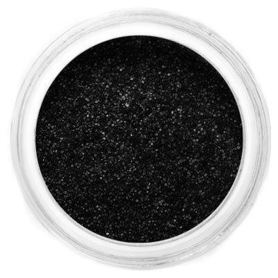 TNL, Меланж-сахарок для дизайна ногтей №16 (черный)Мармелад для  ногтей<br>Меланж-сахарок для дизайна ногтей<br>