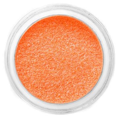 TNL, Меланж-сахарок для дизайна ногтей №25 (неон кислотно-оранжевый)Мармелад для  ногтей<br>Меланж-сахарок для дизайна ногтей<br>