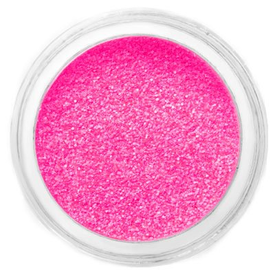TNL, Меланж-сахарок для дизайна ногтей №26 (неон темно-розовый)Мармелад для  ногтей<br>Меланж-сахарок для дизайна ногтей<br>