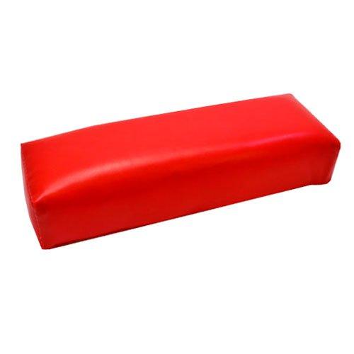 TNL, Подлокотник кожаный для рук (Красный)Сопутствующие материалы<br>Подлокотник для рук – обеспечивает максимальный комфорт клиенту и удобство мастеру при процедуре маникюра или наращивания ногтей.<br>