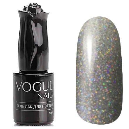 Vogue Nails, Гель-лак - Хрустальная крошка №749 (10 мл.)Vogue Nails<br>Гель-лак, полупрозрачный с большим количеством мелких голографических блесток<br>