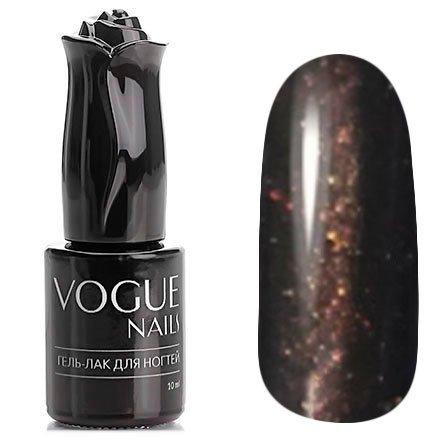 Vogue Nails, Гель-лак - Горячий абсент №762 (10 мл.)Vogue Nails<br>Гель-лак, темно-коричневый с микроблеском, плотный<br>