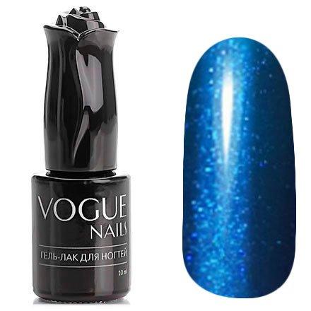 Vogue Nails, Гель-лак - Ясный феникс №767 (10 мл.)Vogue Nails<br>Гель-лак, темно-бирюзовыйс микроблеском, плотный<br>