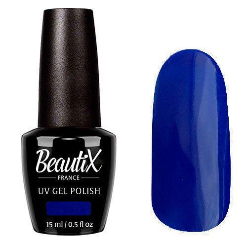 Beautix, Гель-лак №362 (15 мл.)Beautix<br>Гель-лак,синий,глянцевый, без блесток и перламутра, плотный<br>