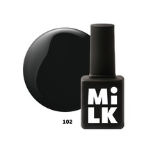 Milk, Гель-лак Simple - Back in Black №102 (9 мл.)