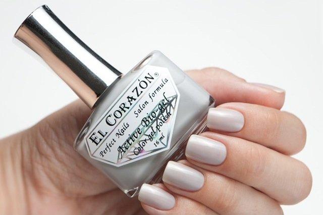 El Corazon Active Bio-gel Jelly, № 423-56Лечебный биогель El Corazon<br>Био-гель светло-серый, пастельный, без блесток и перламутра, полупрозрачный. Объем 16 ml.<br>