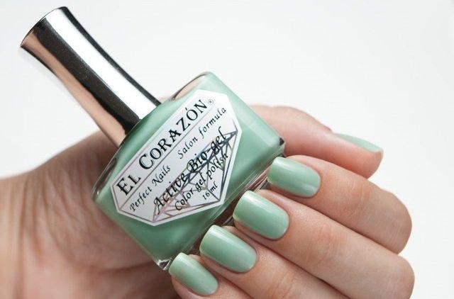 El Corazon Active Bio-gel Jelly, № 423-59Лечебный биогель El Corazon<br>Био-гель светлый травянисто-зелёный, без блесток и перламутра, плотный. Объем 16 ml.<br>