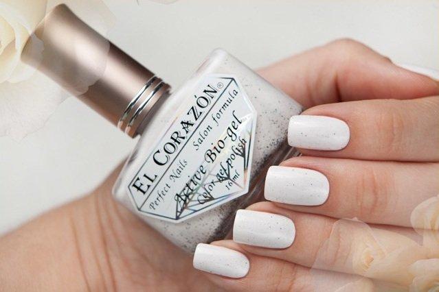 El Corazon Active Bio-gel, Dalmatian № 423-81Лечебный биогель El Corazon<br>Био-гельбелый, с мелкими чёрными блестками, плотный. Объем 16 ml.<br>