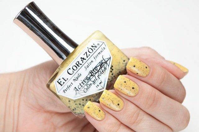 """El Corazon Active Bio-gel, """"Easter eggs"""" � 423/101"""