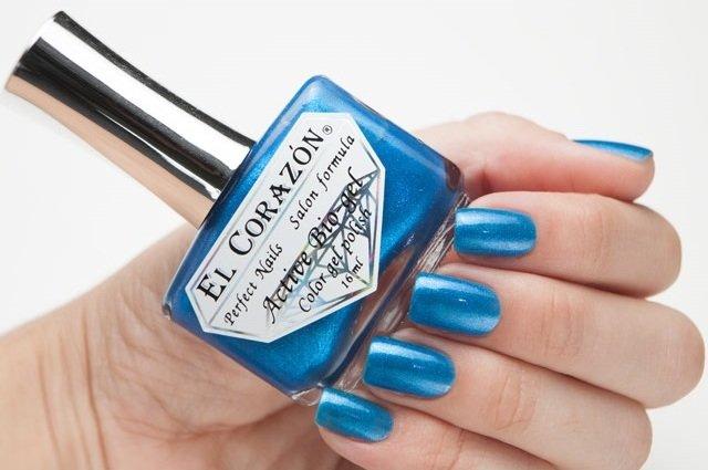 El Corazon Active Bio-gel, Magic Heart Of Ocean № 423-576Лечебный биогель El Corazon<br>Био-гель дымчато-синий с мелкими блестками, полупрозрачный. Объем 16 ml.<br>