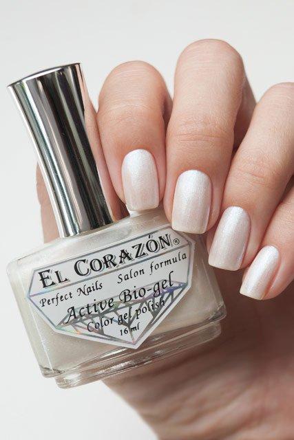 El Corazon Active Bio-gel Shimmer, № 423/13Лечебный биогель El Corazon<br>Био-гель белогооттенка, с серебрянными блестками,полупрозрачный.Объем 16 ml.<br>
