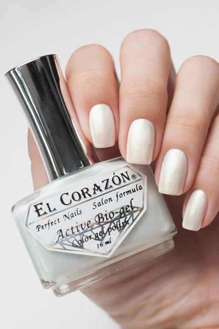 El Corazon Active Bio-gel Shimmer, № 423-15Лечебный биогель El Corazon<br>Био-гель белого оттенка с золотымиблестками,полупрозрачный.Объем 16 ml.<br>