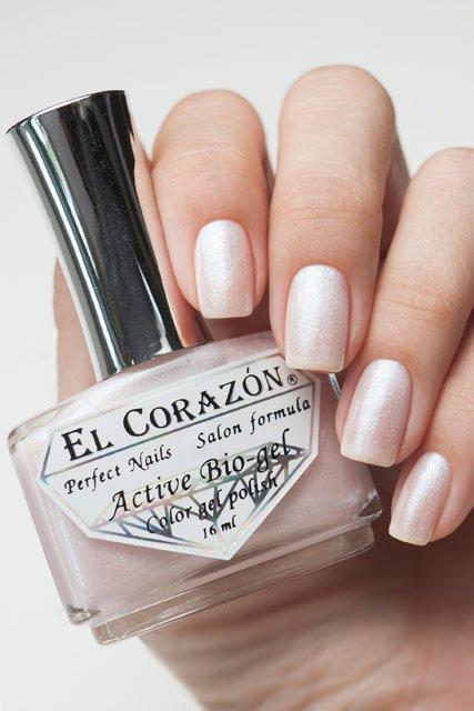 El Corazon Active Bio-gel Shimmer, № 423-18Лечебный биогель El Corazon<br>Био-гель белогооттенка, с серебрянными блестками,полупрозрачный.Объем 16 ml.<br>