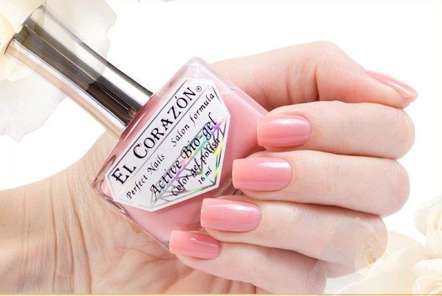 El Corazon Active Bio-gel Jelly, № 423-53Лечебный биогель El Corazon<br>Био-гель светлого нежно-розового оттенка,без блесток и перламутра, полупрозрачный. Объем 16 ml.<br>