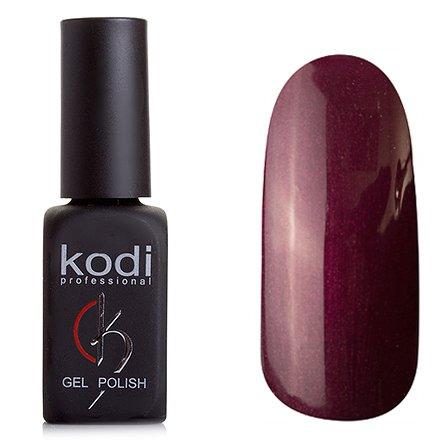Kodi, Гель-лак № 221 (8ml)Kodi Professional <br>Гель-лак бордовый с перламутром, плотный, 8мл.<br>