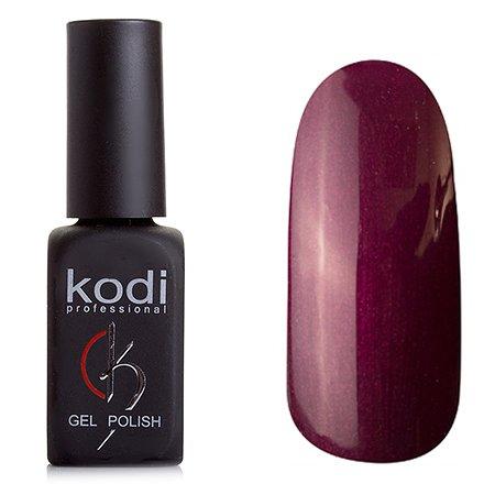 Kodi, Гель-лак № 222 (8ml)Kodi Professional <br>Гель-лак бордово-розовый с перламутром, плотный, 8мл.<br>