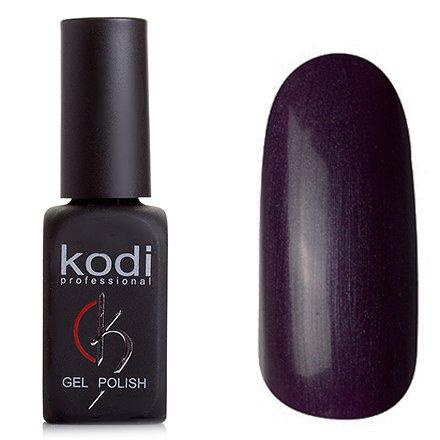 Kodi, Гель-лак № 225 (8ml)Kodi Professional <br>Гель-лак черно-фиолетовый с шиммером, плотный, 8мл.<br>