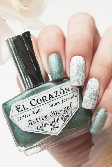 El Corazon Active Bio-gel Prisma new, № 423-29Лечебный биогель El Corazon<br>Био-гель оливкого-серебряный, состоит из голографических микроблесток, плотный. Объем 16 ml.<br>