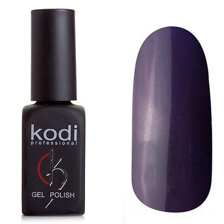 Kodi, Гель-лак № 227 (8ml)Kodi Professional <br>Гель-лак насыщенный темно-фиолетовый, без блесток и перламутра, плотный, 8мл.<br>