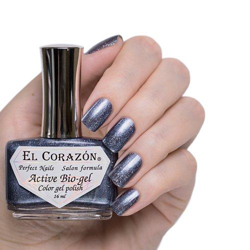 El Corazon Active Bio-gel Gemstones, Sodalite № 423-454Лечебный биогель El Corazon<br>Био-гельсине-серогооттенка, со слюдой, плотный. Объем 16 ml.<br>