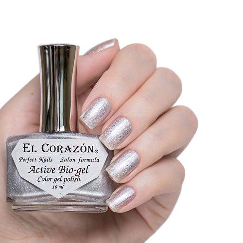 "El Corazon Active Bio-gel Gemstones, ""Nacreous pearl"" № 423/455"