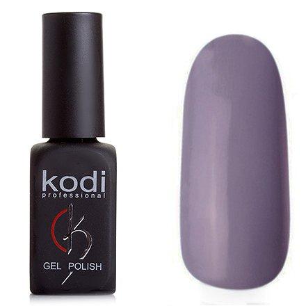 Kodi, Гель-лак № 229 (8ml)Kodi Professional <br>Гель-лаксеро-сиреневый, без блесток и перламутра, плотный, 8мл.<br>