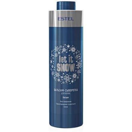Estel, Бальзам-сыворотка для волос Let It Snow, 1000 млБальзамы и Кондиционеры<br>Бальзам обеспечивает бережный уход за волосами в период холодов.<br>