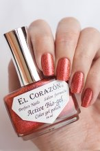 El Corazon Active Bio-gel Gemstones, Andesine № 423-458
