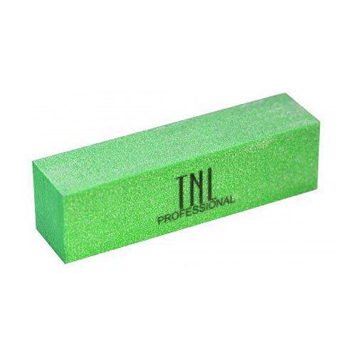 TNL, Баф (зеленый) в индивидуальной упаковке, улучшенныйПолировщики и баффы<br>Шлифовщик для натуральных ногтей (розовый), улучшенный<br>