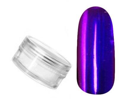 TNL, Втирка - Майский жук №01Зеркальная втирка<br>Зеркальная втирка для придания металлического блеска ногтям.<br>