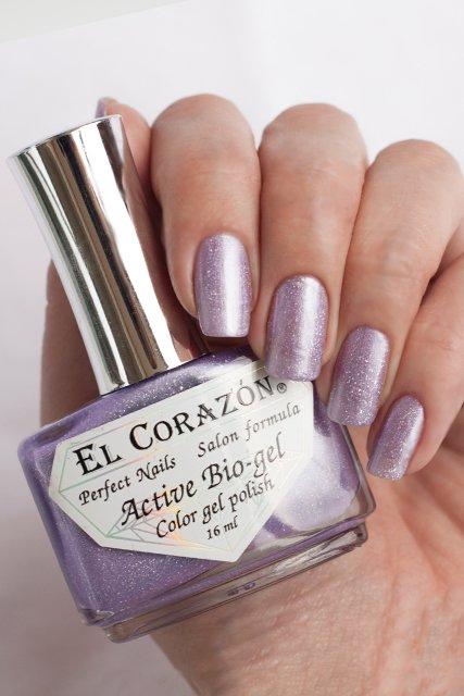El Corazon Active Bio-gel Gemstones, Lepidolite № 423-464Лечебный биогель El Corazon<br>Био-гель светло сиреневый, со слюдой, полупрозрачный. Объем 16 m.<br>