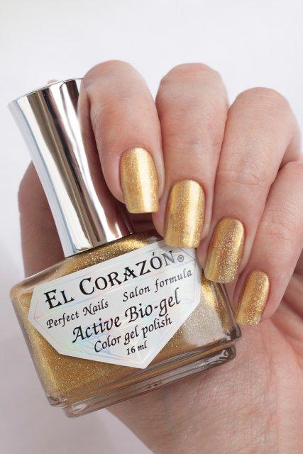 El Corazon Active Bio-gel Gemstones, Geliolit № 423-467Лечебный биогель El Corazon<br>Био-гель золотистого оттенка., со слюдой, полупрозрачный. Объем 16 m.<br>