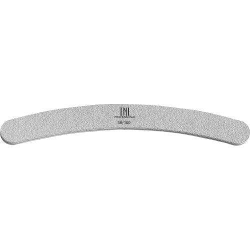TNL, Пилка для ногтей бумеранг 80х180 (в индивидуальной упаковке)Пилки для искусственных ногтей<br>Пилка для ногтей бумеранг 80/180<br>