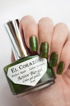 El Corazon Active Bio-gel Gemstones, Emerald № 423-468